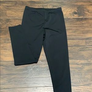 Performance exercise tights. Like new. Very soft.